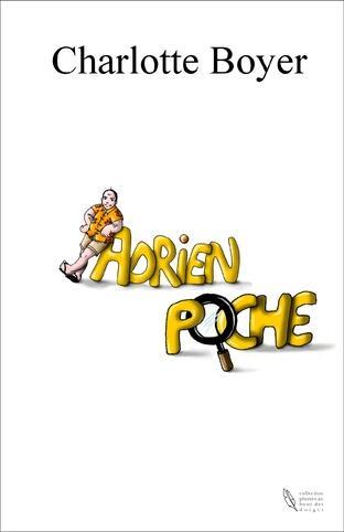Couverture Adrien Poche - Alice Charreton - 2011