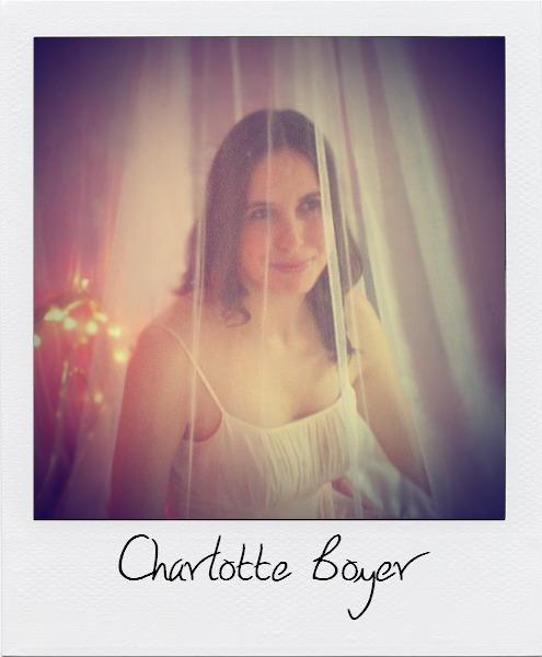 Charlotte Boyer - polaroide 1