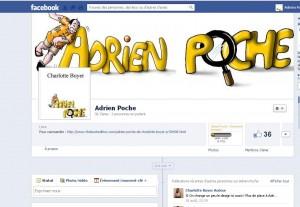 facebook adrien poche