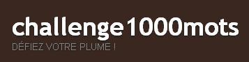 Challenge 1000 mots